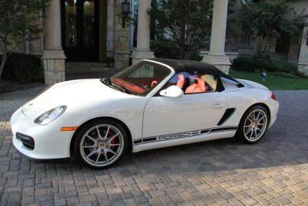 2012 porsche spyder - Porsche Spyder 2012