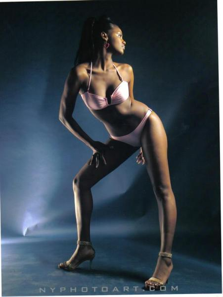 Octavia Jacques Model for Hire