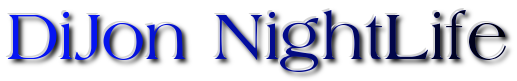 The DiJon NightLife WebSite Logo.